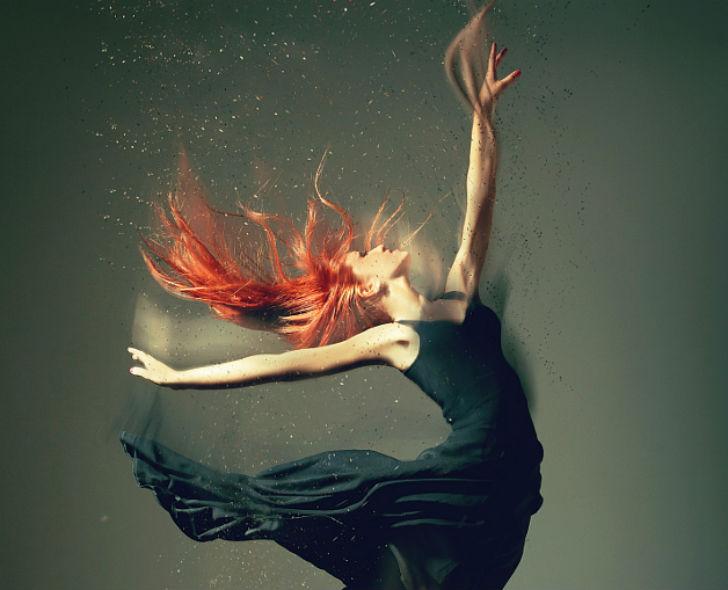 Раствориться в движении… Танцоры в объективе Пистола Уиша
