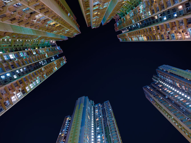 Город в объективе Hans Wilschut