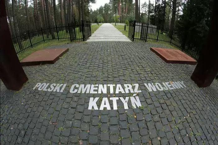 О польских захоронениях в России