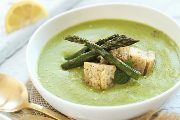 6 весенних супов из сезонных овощей
