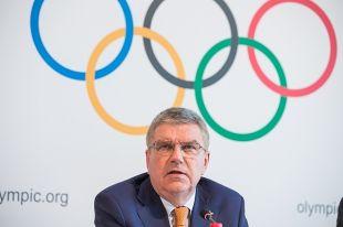 МОК может ввести в октябре санкции против атлетов из РФ за Олимпиаду-2014