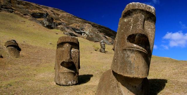 Ученые узнали причину гибели населения острова Пасхи