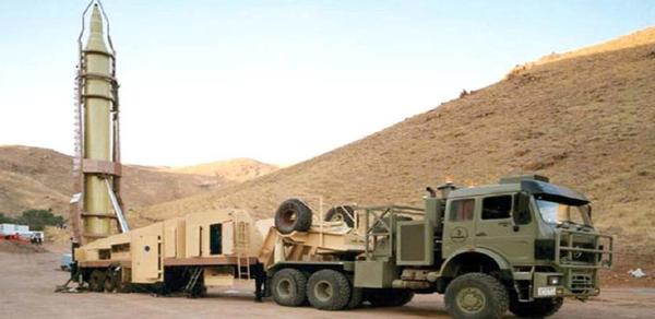Оперативно-тактическая ракета Ирана