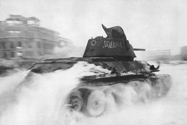 Гнев «Урана». Начало наступления под Сталинградом  история, Великая Отечественная Война, сталинград, сталинградская битва, паулюс, манштейн