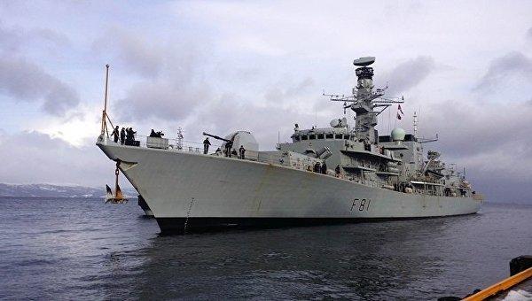Южно-Китайское море: британский военный корабль провоцирует Китай