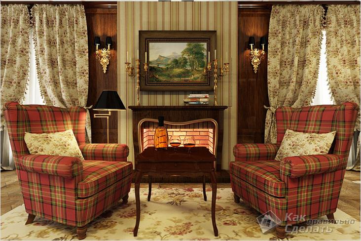 Интерьеры в викторианском стиле фото