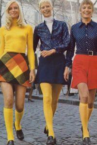 Незабываемый стиль 70-х годо…