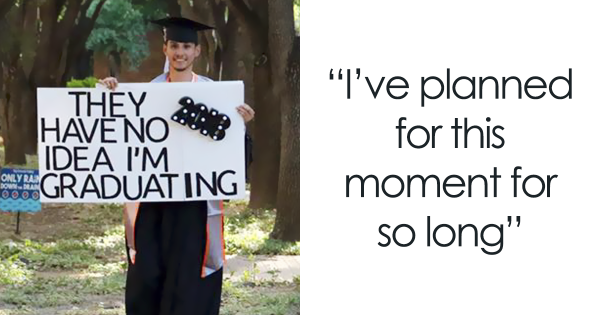 After Disappointing His Parents, This Guy Invests 6 Years And Gives Them The Best Surprise