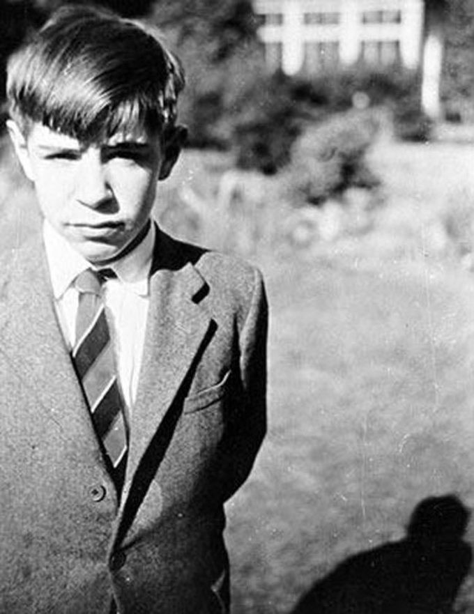 Стивен Хокинг, 12 лет, 1954 дети, известность, история, фото