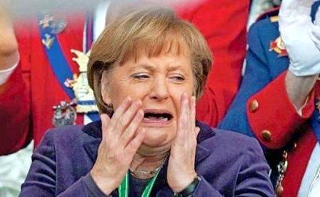 Меркель капут? Фройндшафт с Америкой тоже...