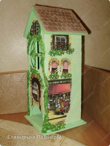 Чайный домик декор своими руками 550