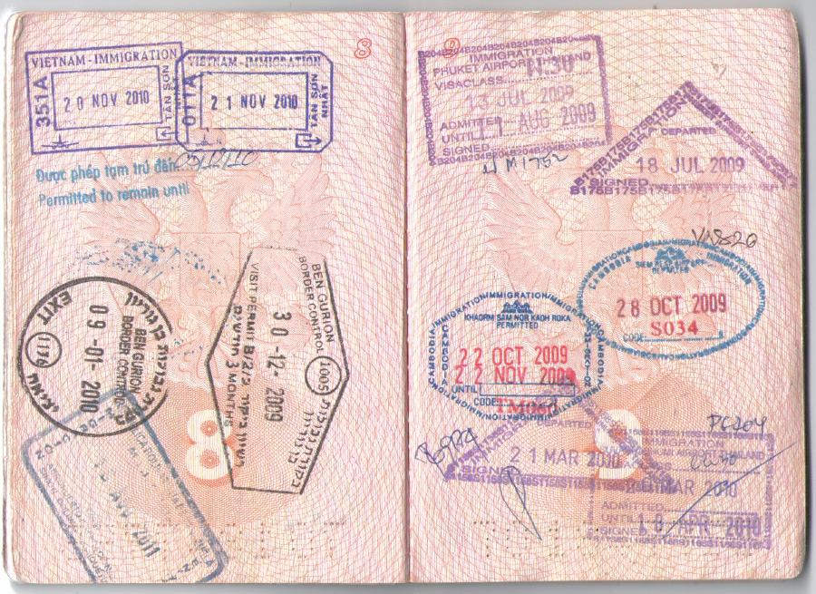 Процедура оформления загранпаспорта. ОВИР ы Украины и Киева