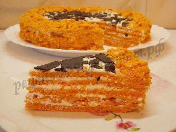 торт Сахара рецепт с фото
