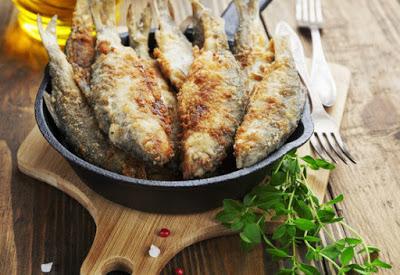 Жареная рыба – особенности е…