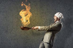 Плюётся маслом и выжигает кислород. Какие опасности таит кухонная техника