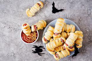 Адский, красно-черный. Готовим обед на Хэллоуин