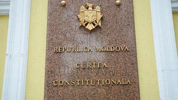 Конституционный суд Молдавии решит, кто исполнит обязанность президента