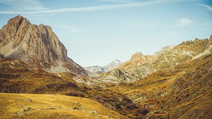 Французские Альпы в фотографиях Thomas Tourral