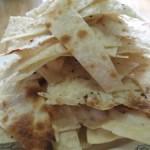 Чипсы из армянского тонкого лаваша