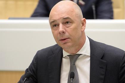 Силуанов пообещал пенсии по 20 тысяч рублей