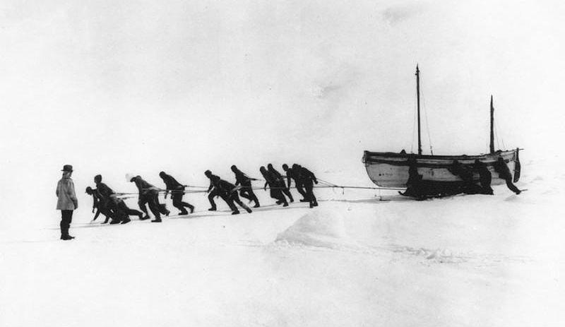 Самые впечатляющие фотографии Антарктиды начала XX века