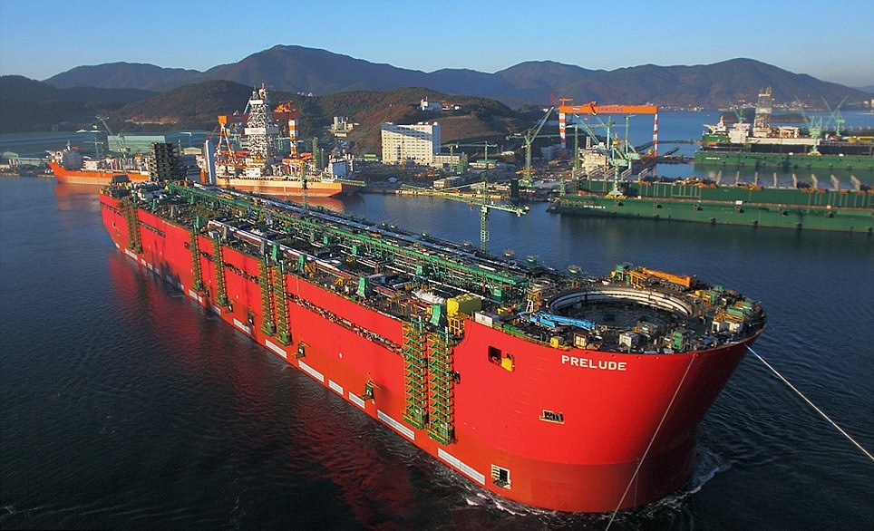 Топ-10 самых больших кораблей