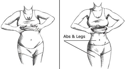 3 простых упражнения, которые укрепят ваши ноги и абс всего за два минуты