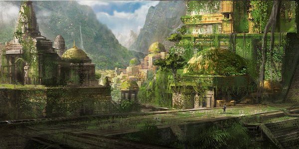 1) Шамбала история, места