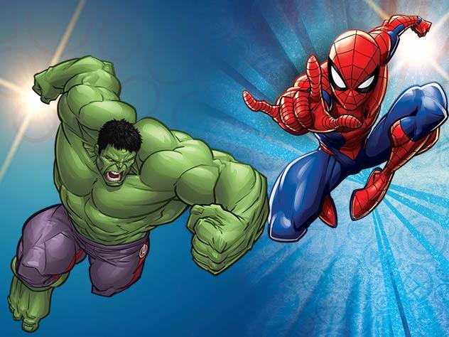 История супергероев: больше, чем просто комиксы…