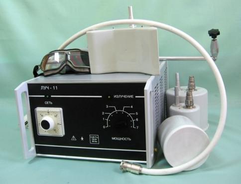 Аппарат Луч-11 СМВ-150-1 физиотерапевтический