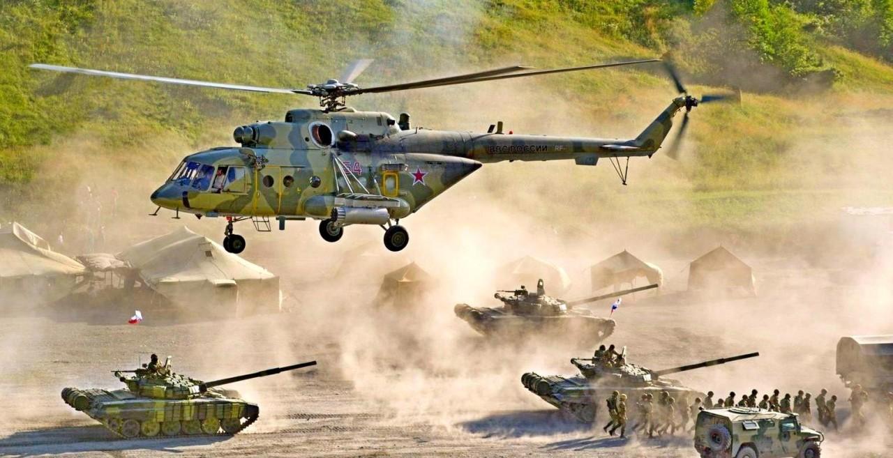 Военные учения России идут полным ходом, несмотря на реакцию Запада