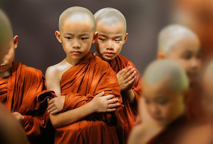 7 невероятных привычек буддийских монахов, которые будут полезны и вам.