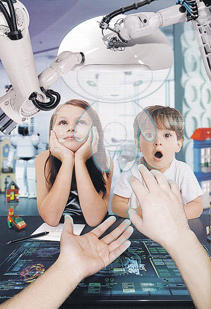 Профессии будущего: оператор дронов и мастер 3D-печати