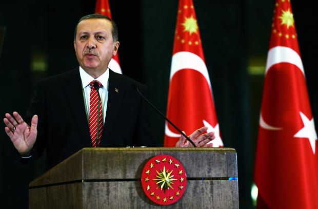Эрдоган заявил, что Турция не будет извиняться за инцидент с Су-24