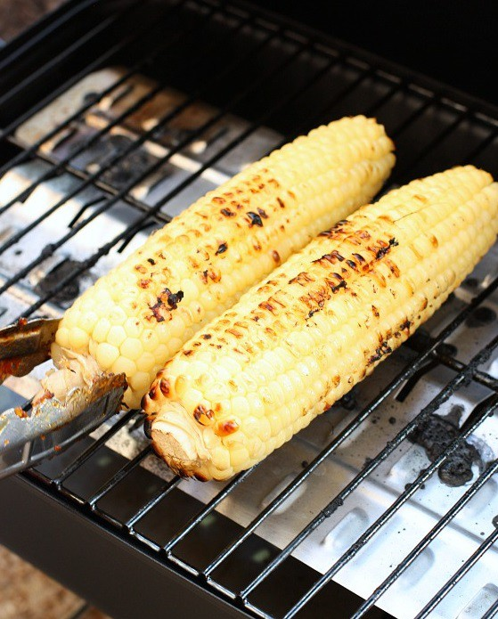 Медово-пряная кукуруза вкусно, кукуруза, рецепт