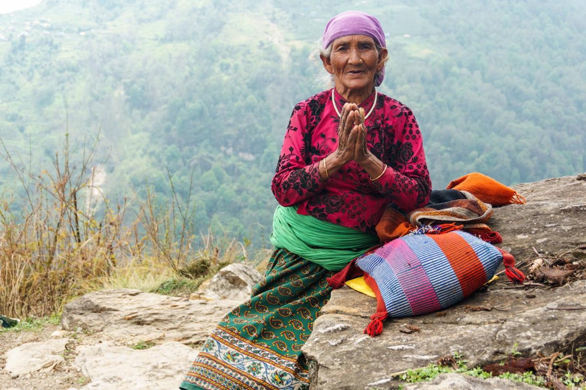 Чем живут в горах Непала
