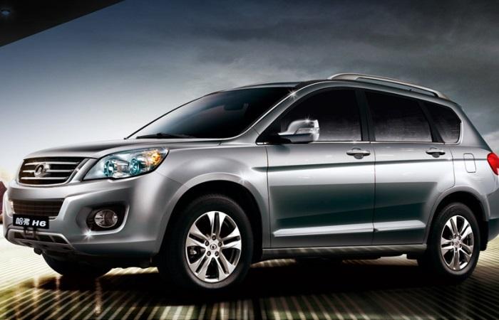 Лучшие китайские авто.