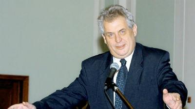 Президент Чехии предрек вступление России в Евросоюз