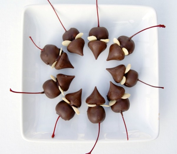 шоколадные мышки
