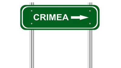 Украина хочет прекратить грузовое транспортное сообщение с Крымом