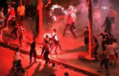 Во Франции произошли беспорядки после победы сборной на ЧМ-2018