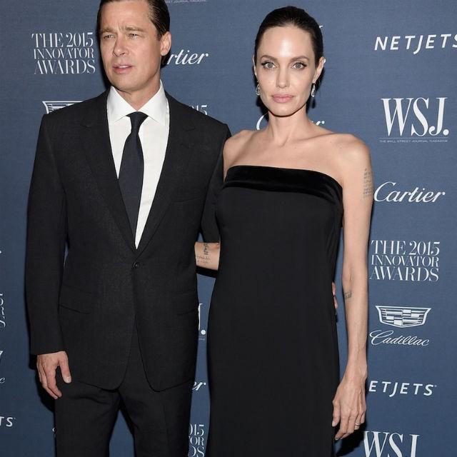 Джоли превратилась в мумию