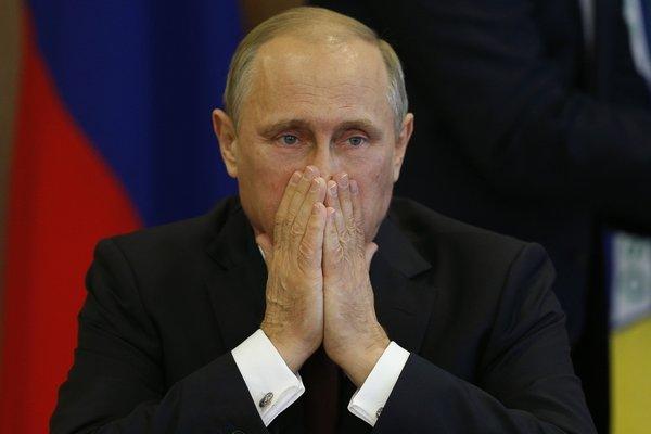Не злитесь на Путина. Ему предьявлен ультиматум