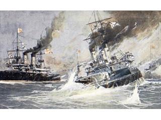 Русское золото «Дмитрия Донского»: В крейсерах, погибших в ходе Цусимского сражения, роется, кто попало