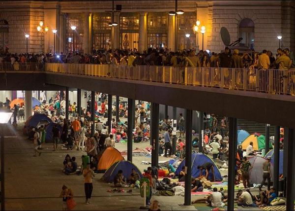 мигранты, Европа, сирийцы, ливийцы, переселение народов, незаконные мигранты, беженцы|Фото: prikol.ru
