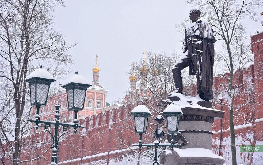 В Москву придут арктические морозы