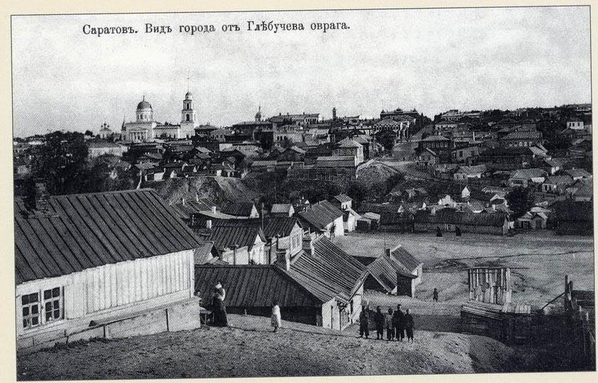 Как выглядели российские города 100 лет назад
