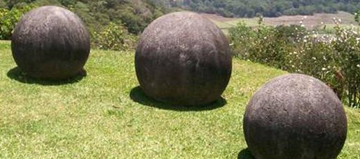 9. Каменные шары Коста-Рики необъяснимое, очевидное-невероятное, удивительные места мира