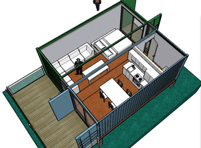 Дом из контейнеров своими руками проекты 65