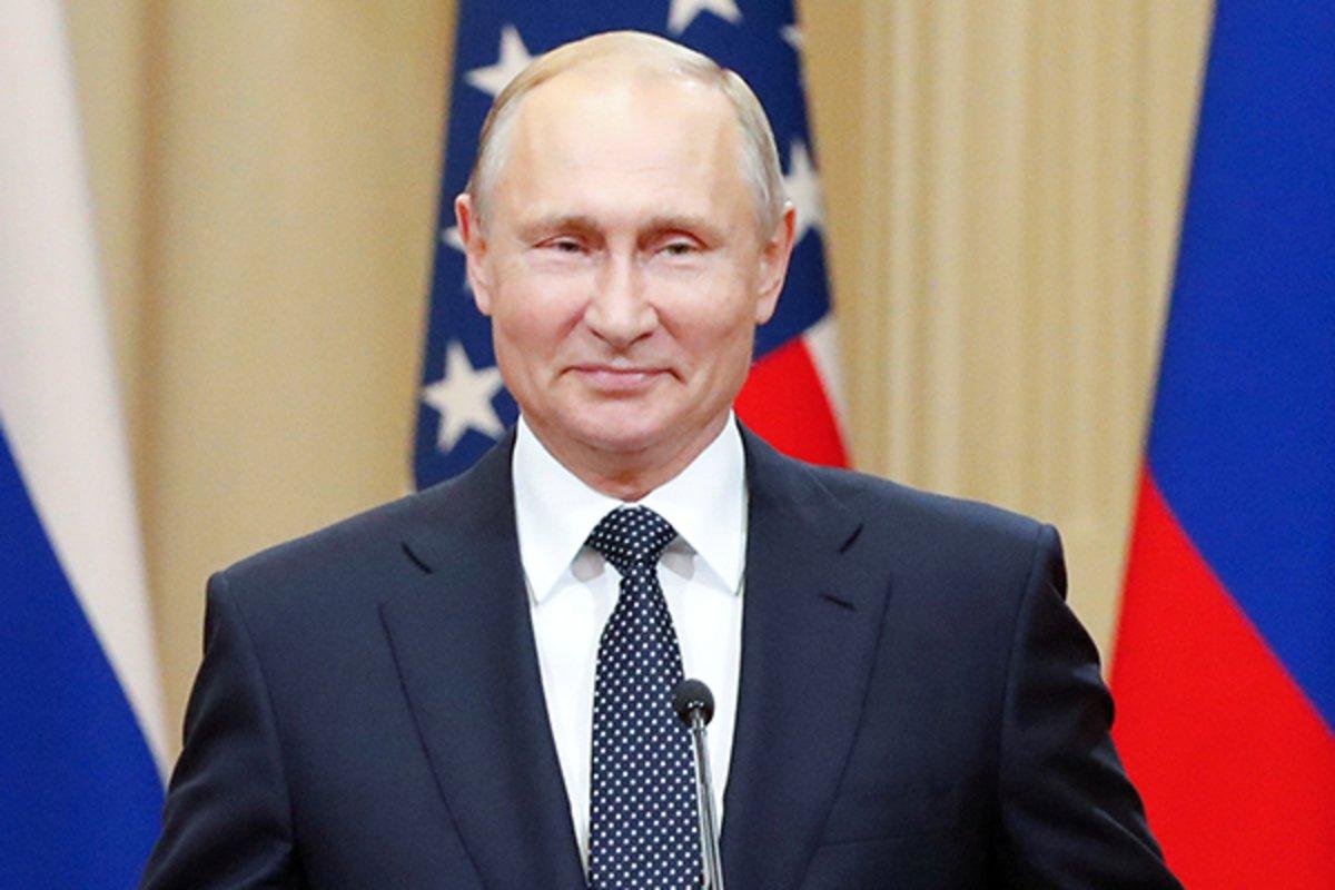 Оговорка по Фрейду: Путин - …